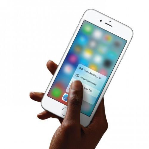 iPhone 6sの新機能「3Dタッチ」の使い方――文字入力のカーソル移動やアプリの切り替えが可能