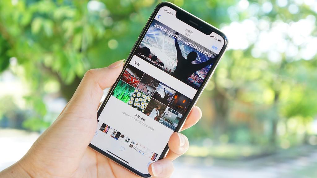 写真・動画、ショートカットもカンタンに送れる「iCloudリンク」の使い方