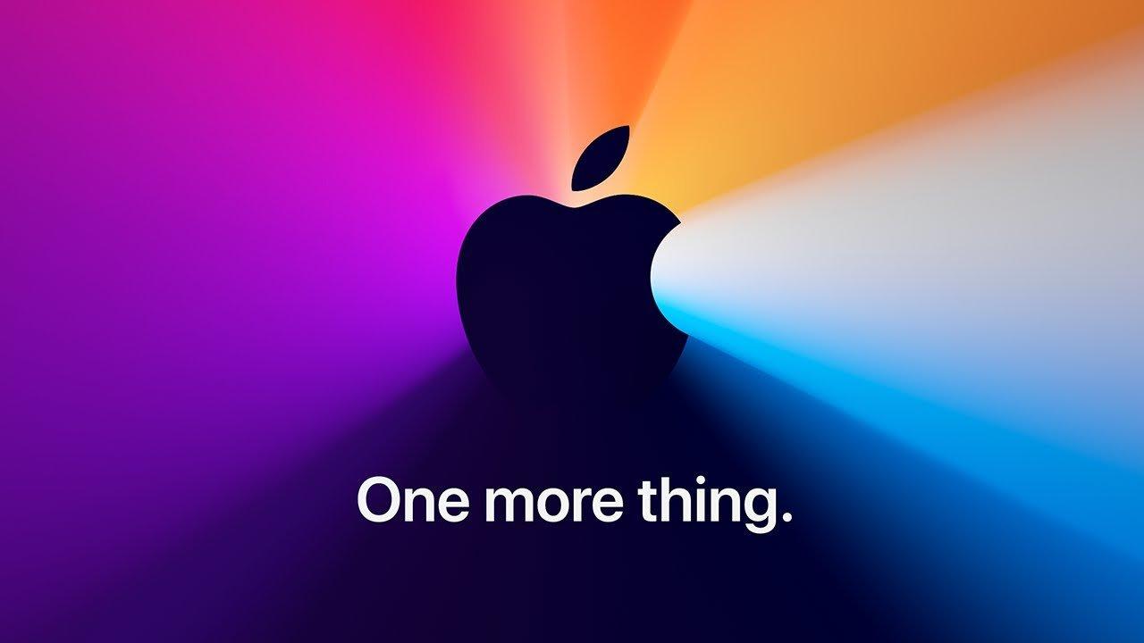Appleシリコン搭載 新型Macの発表イベントを見る方法