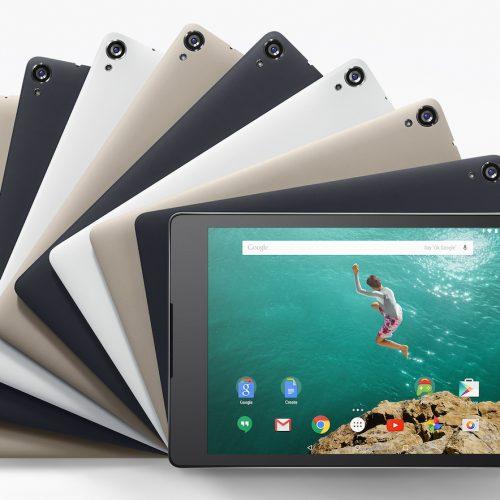 Nexus 9が製造終了。2016年の新製品はNexusタブレット?それともPixel C?