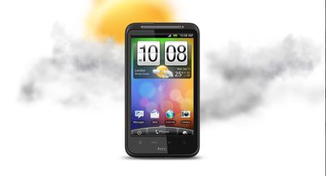 HTC、Android 2.2搭載「Desire HD」と「Desire Z」を発表!