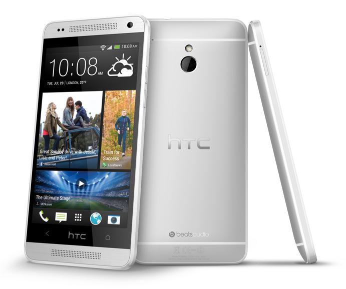 4.3インチのコンパクトスマホ「HTC One mini」が公式発表!