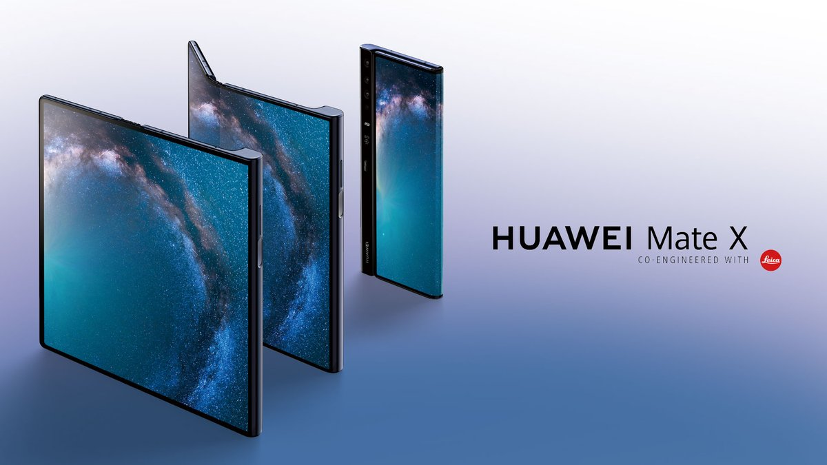 「HUAWEI Mate X」の発売日・価格・スペックまとめ