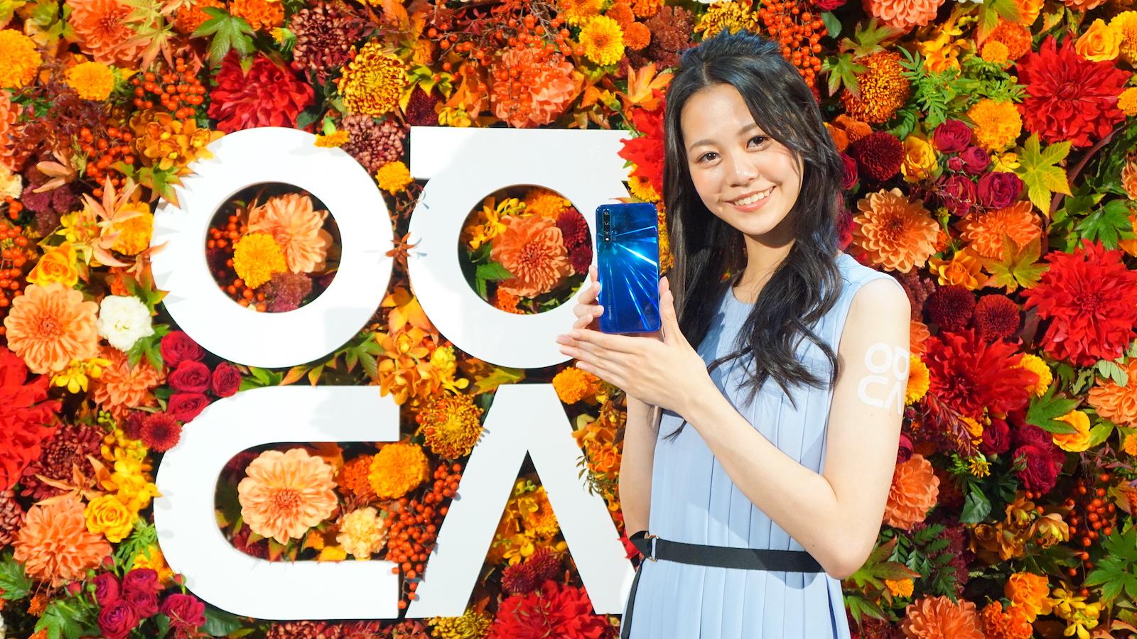 """""""プロレベル""""の4眼カメラ搭載「HUAWEI nova 5T」登場。価格は5.9万円"""