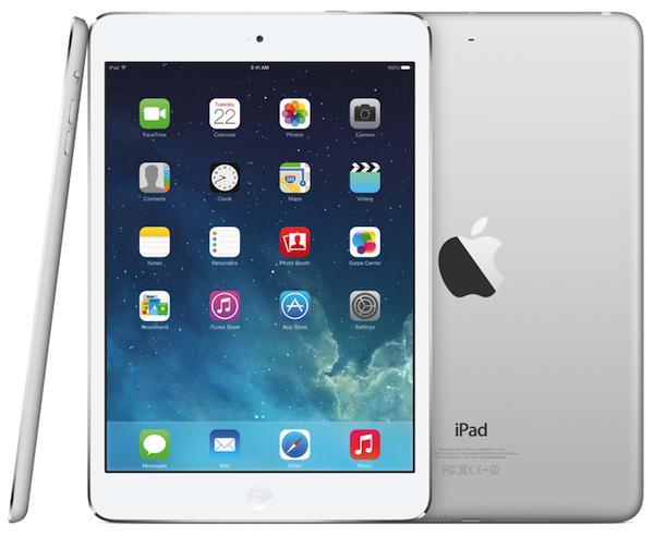 iPad mini Retinaディスプレイが本日11月12日に発売!?
