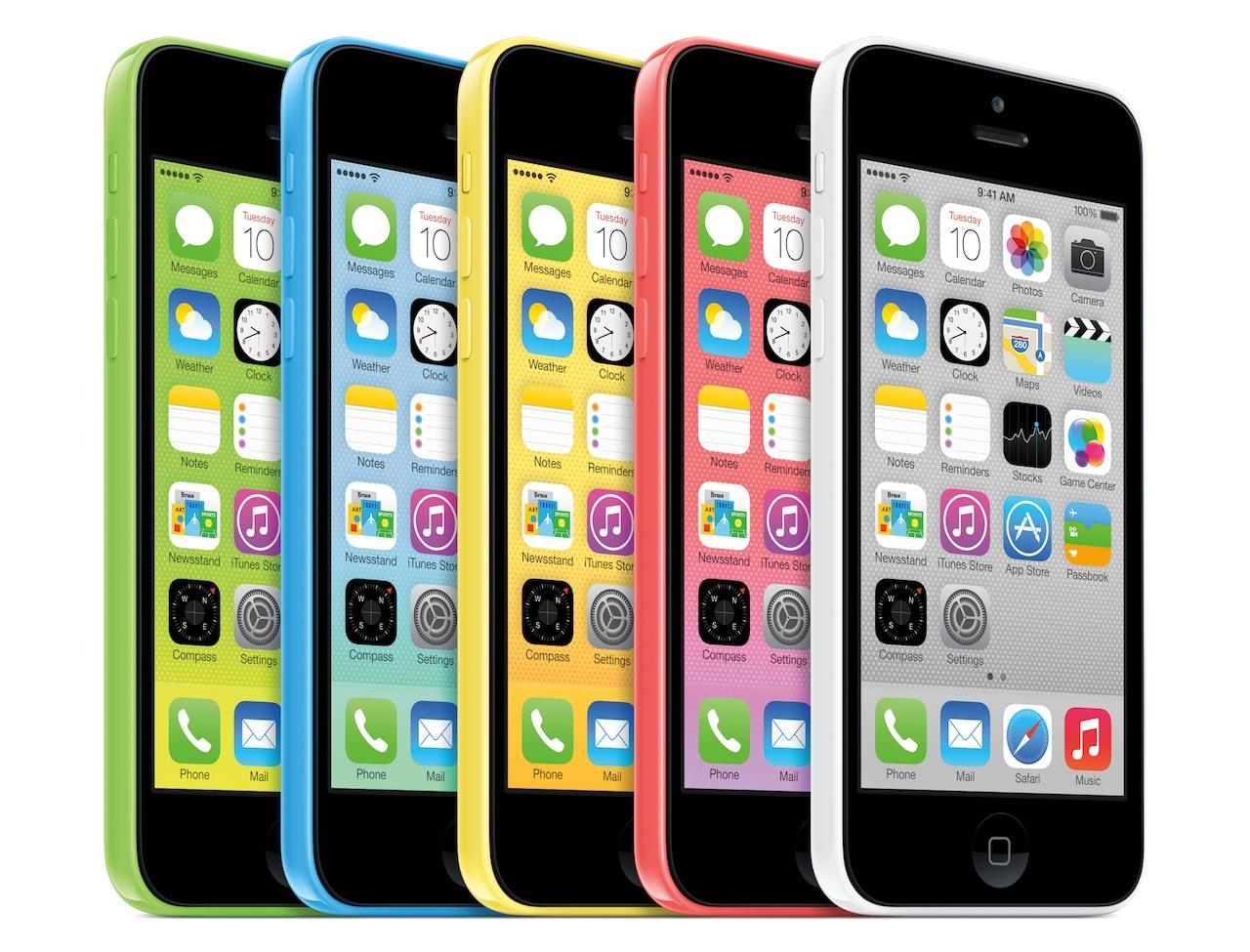 iPhone 6は金属製のボディに?iPhone 5cはたった1世代で廃止になるのかもしれない