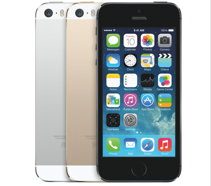 【詳細比較】iPhone 5s/iPhone 5/iPhone 4s/iPhone 4のスペックを比較しました!