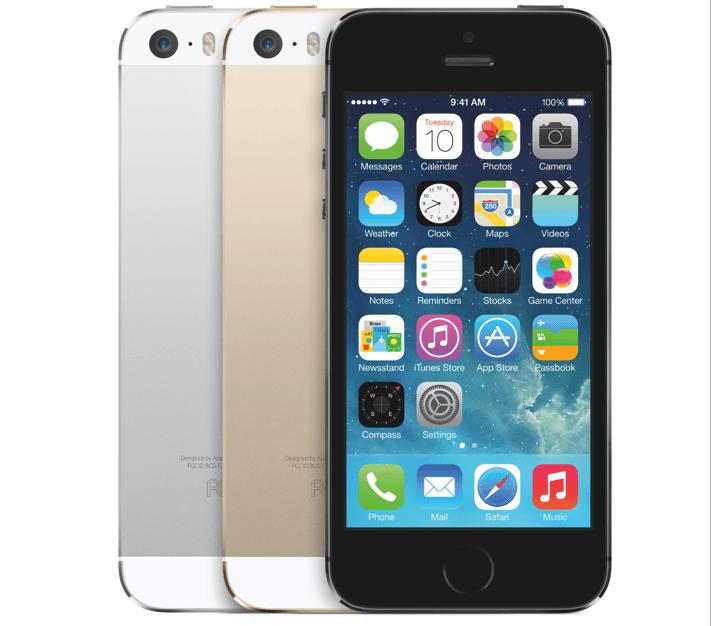 iPhone 5sの入荷状況が改善ー人気のゴールドカラーも1週間程度に