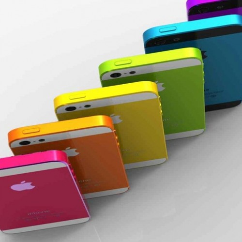 iPhone5Sは3色展開で7月発表→7月〜8月に発売か