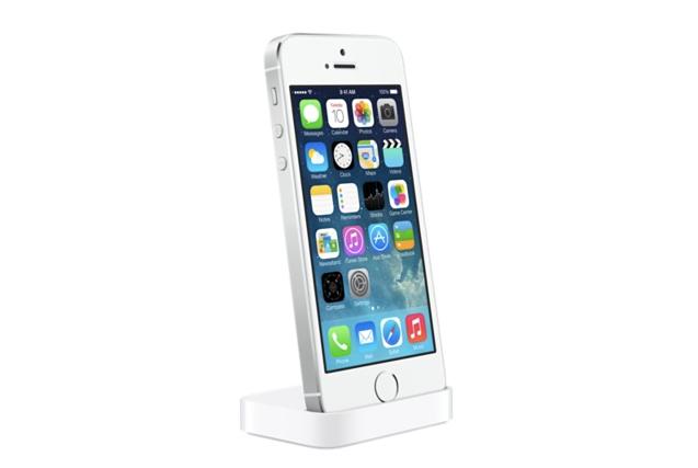 iPhone 5sとiPhone 5で使えるDock(クレードル)がApple Storeで販売中!