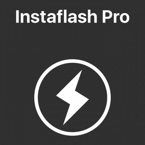 600円→0円、優れた写真補正アプリ「Instaflash Pro」のセールが今日まで