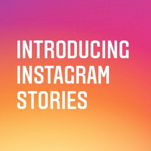 インスタグラム、新機能「Stories」を発表。24時間限定で写真と動画をシェア