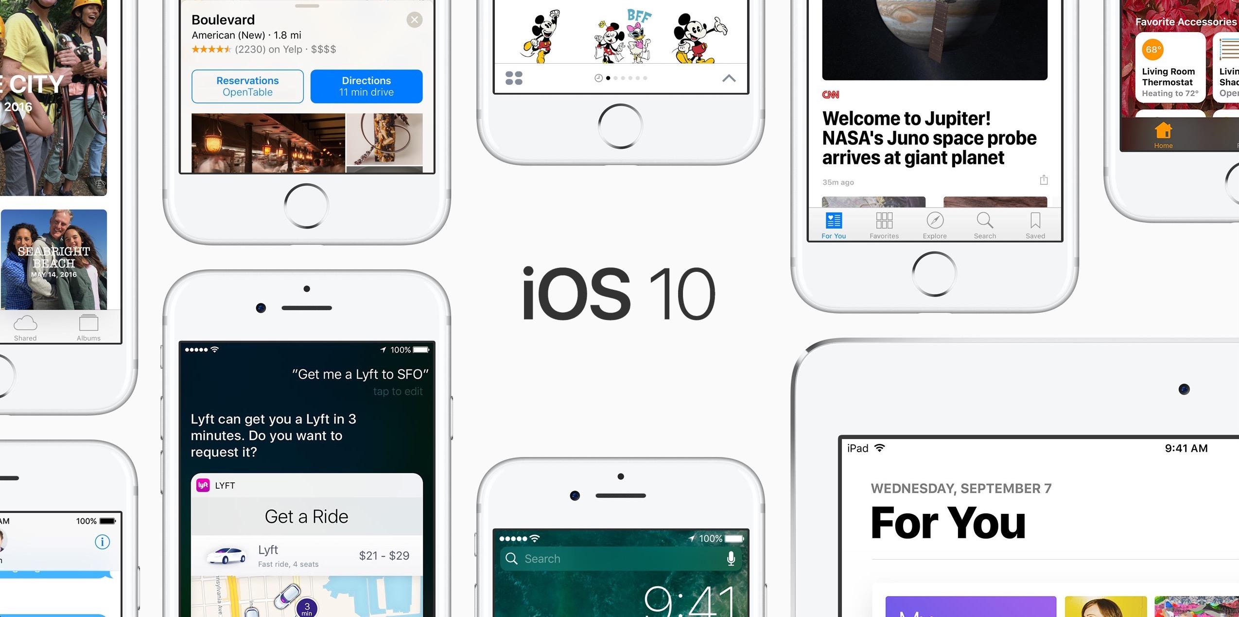 「iOS 10.3」の新機能と変更点まとめ