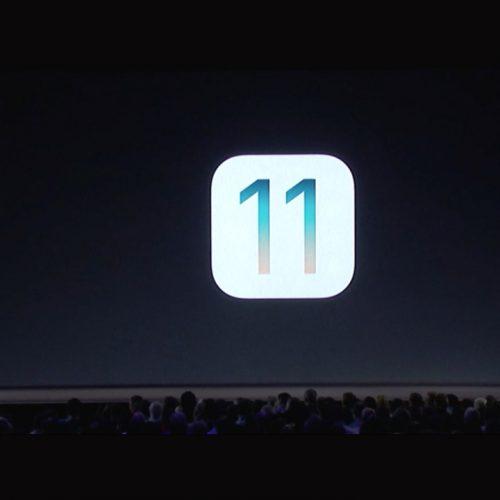 iOS 11、iPhoneの標準カメラでQRコードの読み取り可能に