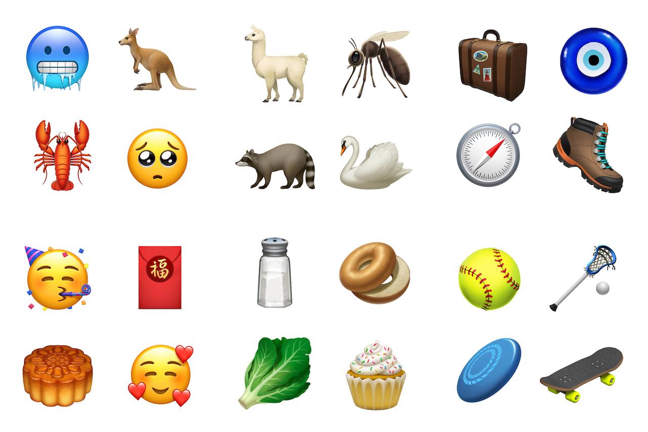 Apple、「iOS 12.1」をまもなくリリース。70を超える絵文字を追加へ