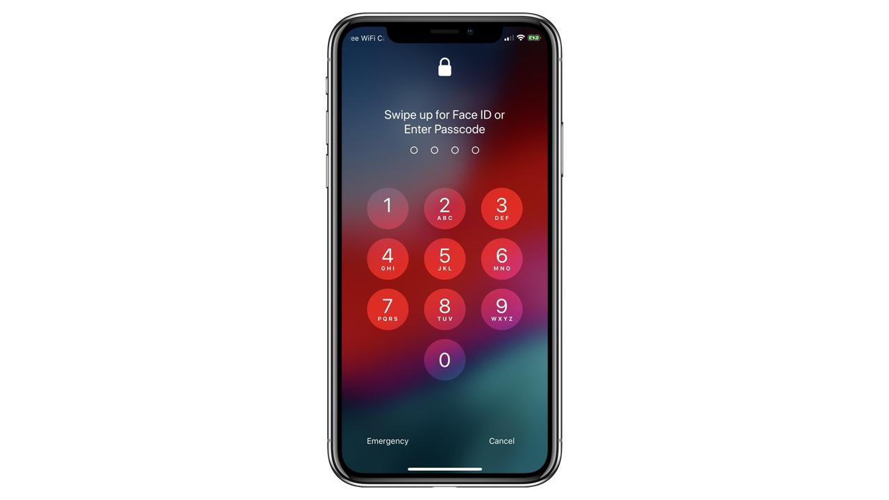 iOS 12、上スワイプで顔認証「Face ID」の再認証が可能に