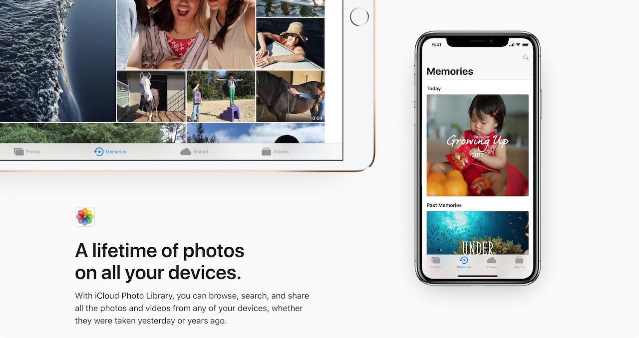 iOS 12、写真/動画をURLでカンタンに共有できるiCloudリンクが登場