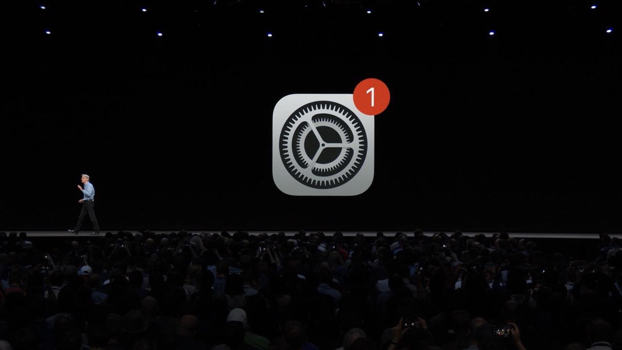 iOS 12、OSの自動アップデート機能をサポートか