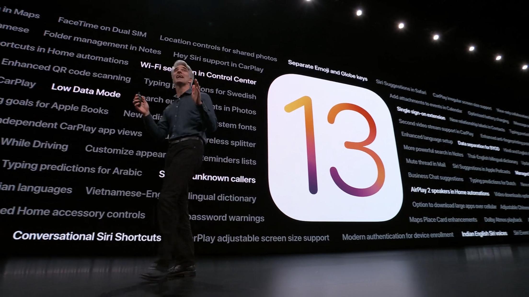 「iOS 13」の新機能・変更点まとめ
