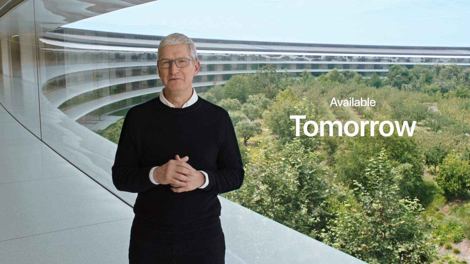 iOS 14の配信日は明日9月17日に。Appleが正式発表