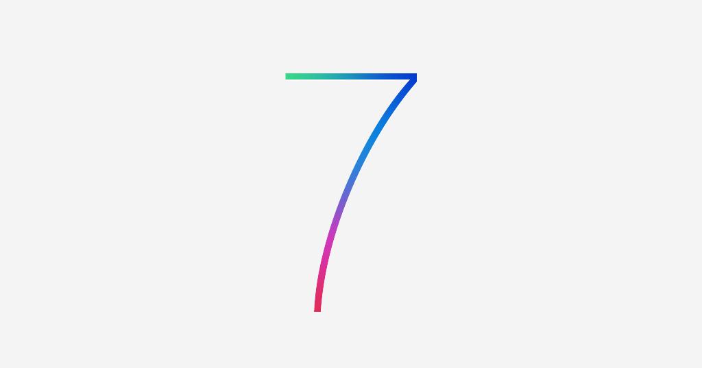 【速報】iOS7の配信日は9月18日(水)に!