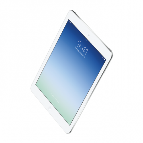 iPad Airの開封の儀が発売前に公開!
