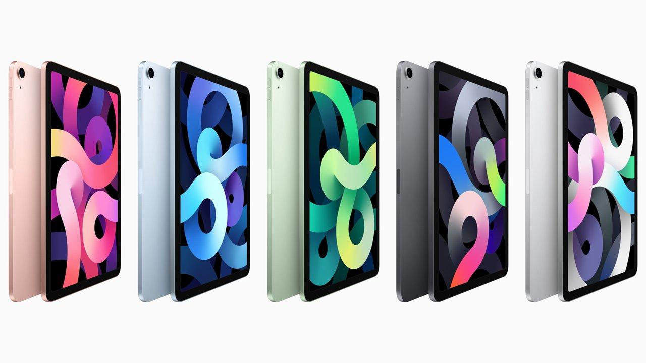 速報:iPad Air4、予約開始。発売日は10月23日