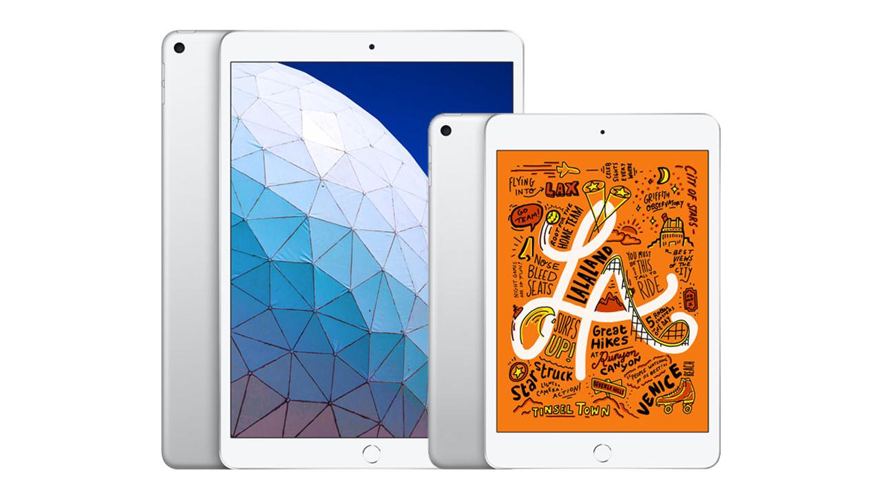 どっちを買う?「iPad mini 2019」の「iPad Air 2019」違いを比較