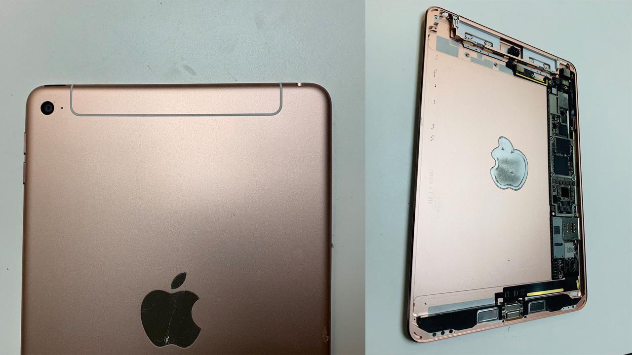 新型「iPad mini」の写真が流出か〜2019年前半に発売の噂