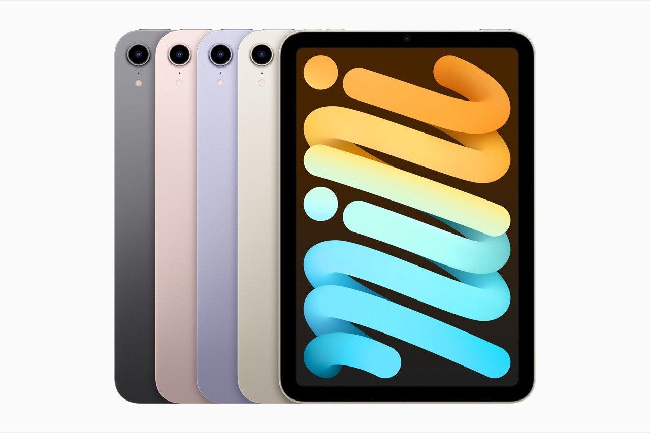 ソフトバンク、iPad mini 6|iPad 9の販売価格を発表。一括6.3万、実質3.1万円〜