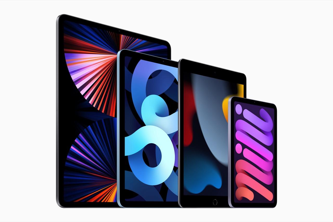 違いを比較。iPad mini 6|iPad 9|iPad Air 4どれを買う?