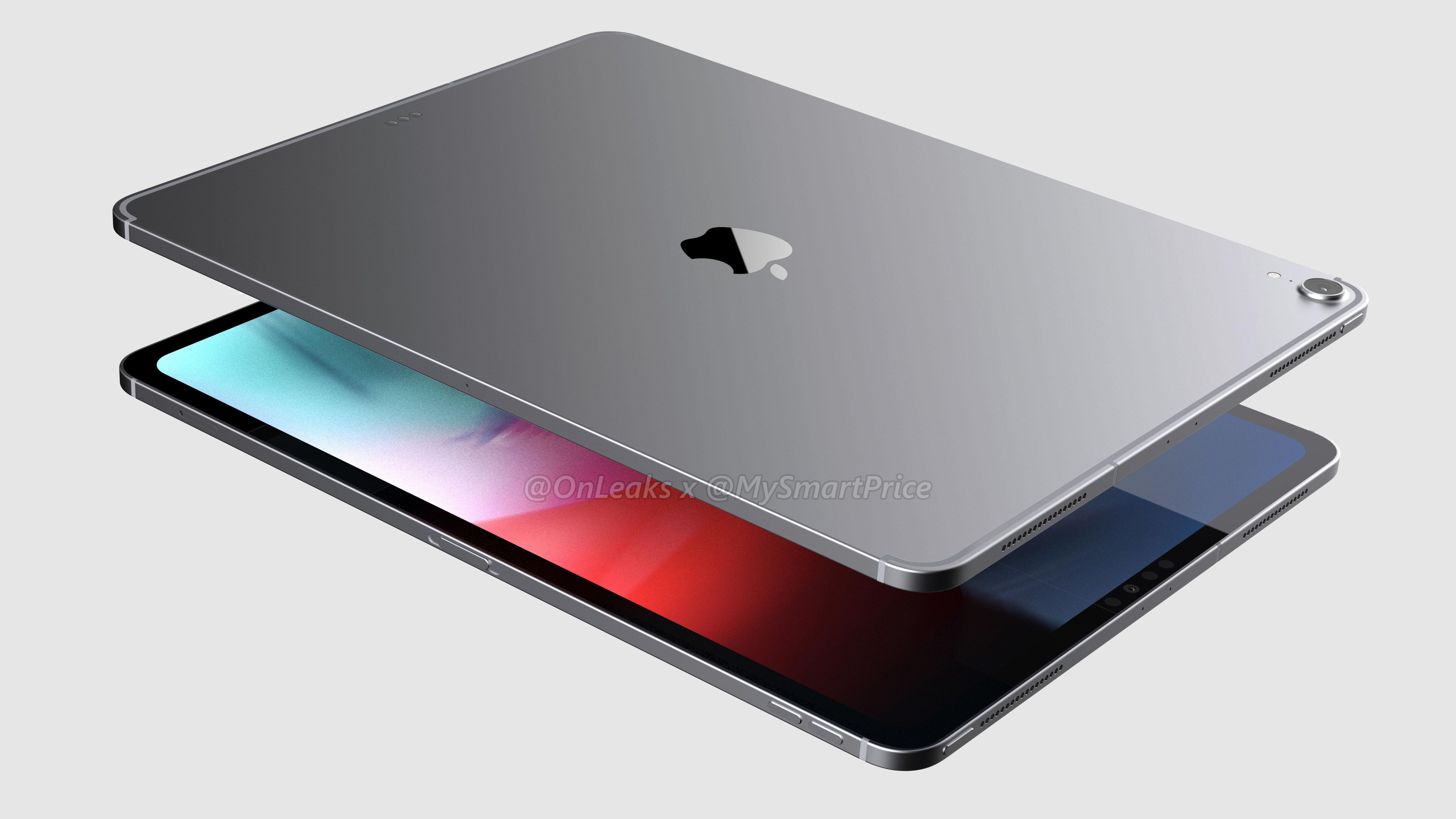 新型iPad Pro、ノッチレスディスプレイ・USB-C搭載か。新型Apple Pencil対応も