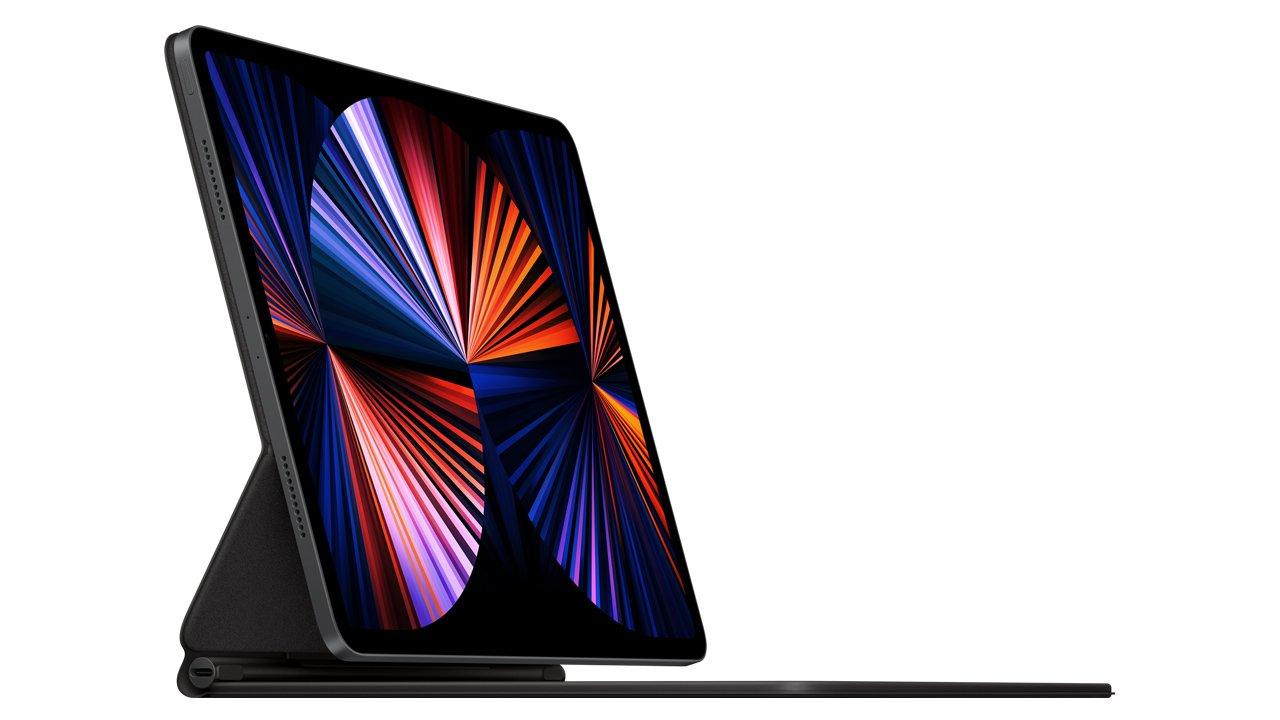 """新型iPad Proの予約開始。M1チップと5G対応で""""どんなタブレットよりも高速"""""""