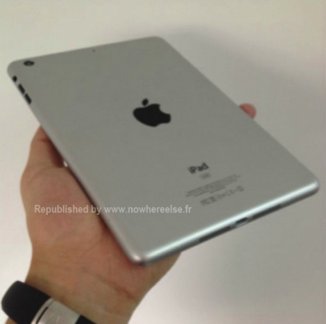 Apple、「iPad mini」を10月23日にも発表へ。