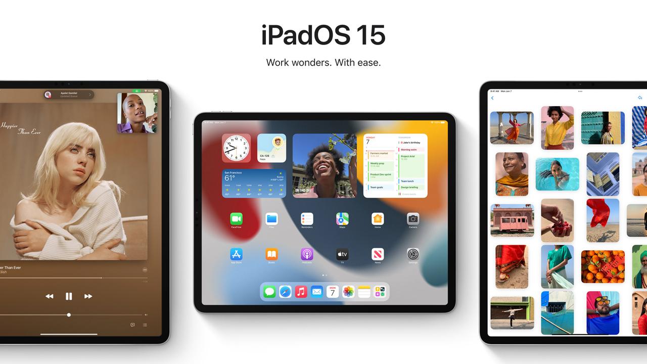 iPadOS 15の新機能まとめ。配信はいつ?