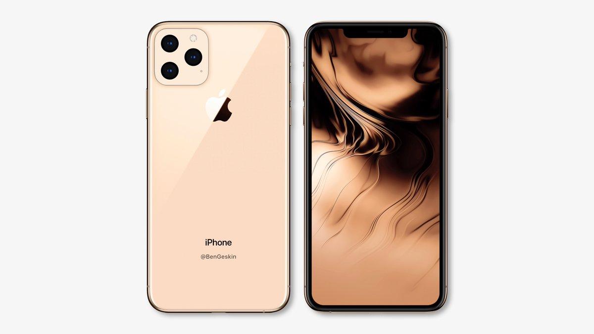 iPhone 11か、未発表iPhoneの存在が確認される