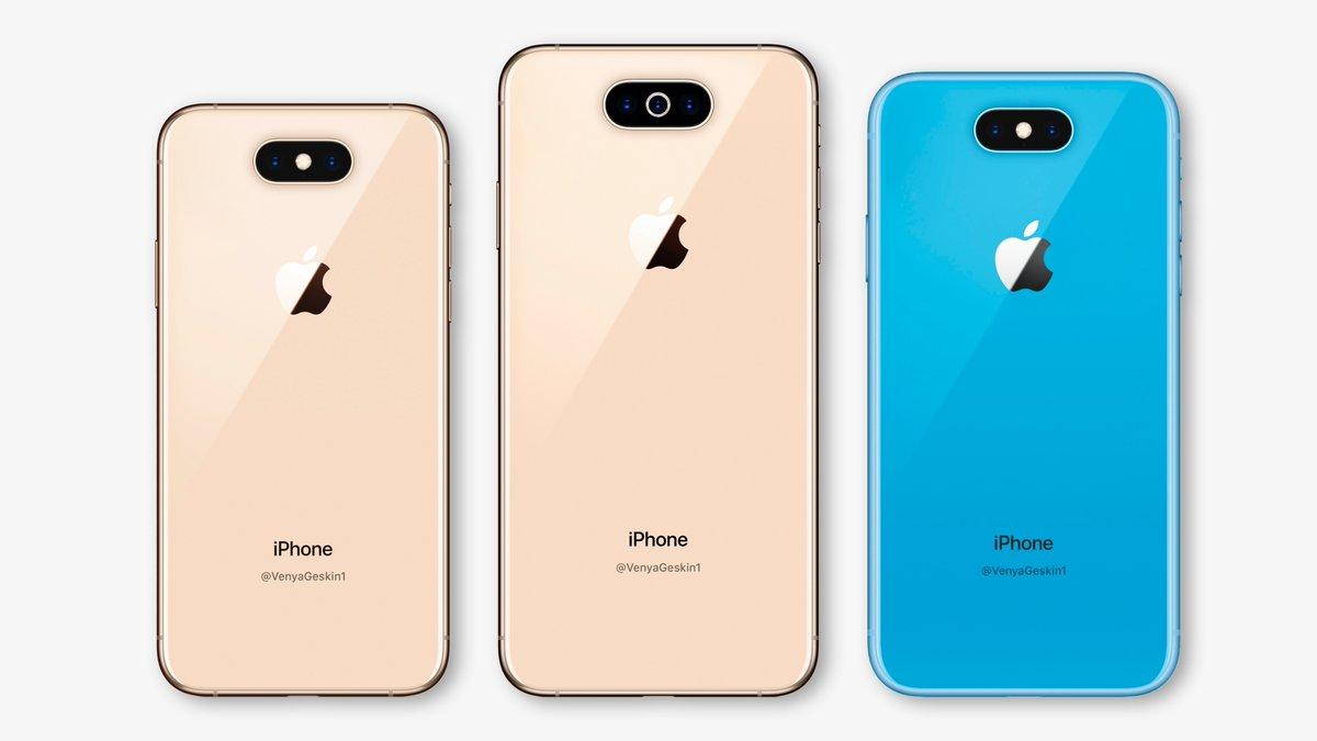 新型iPhone 11、すりガラスボディを採用か。他デバイスのワイヤレス充電に対応?