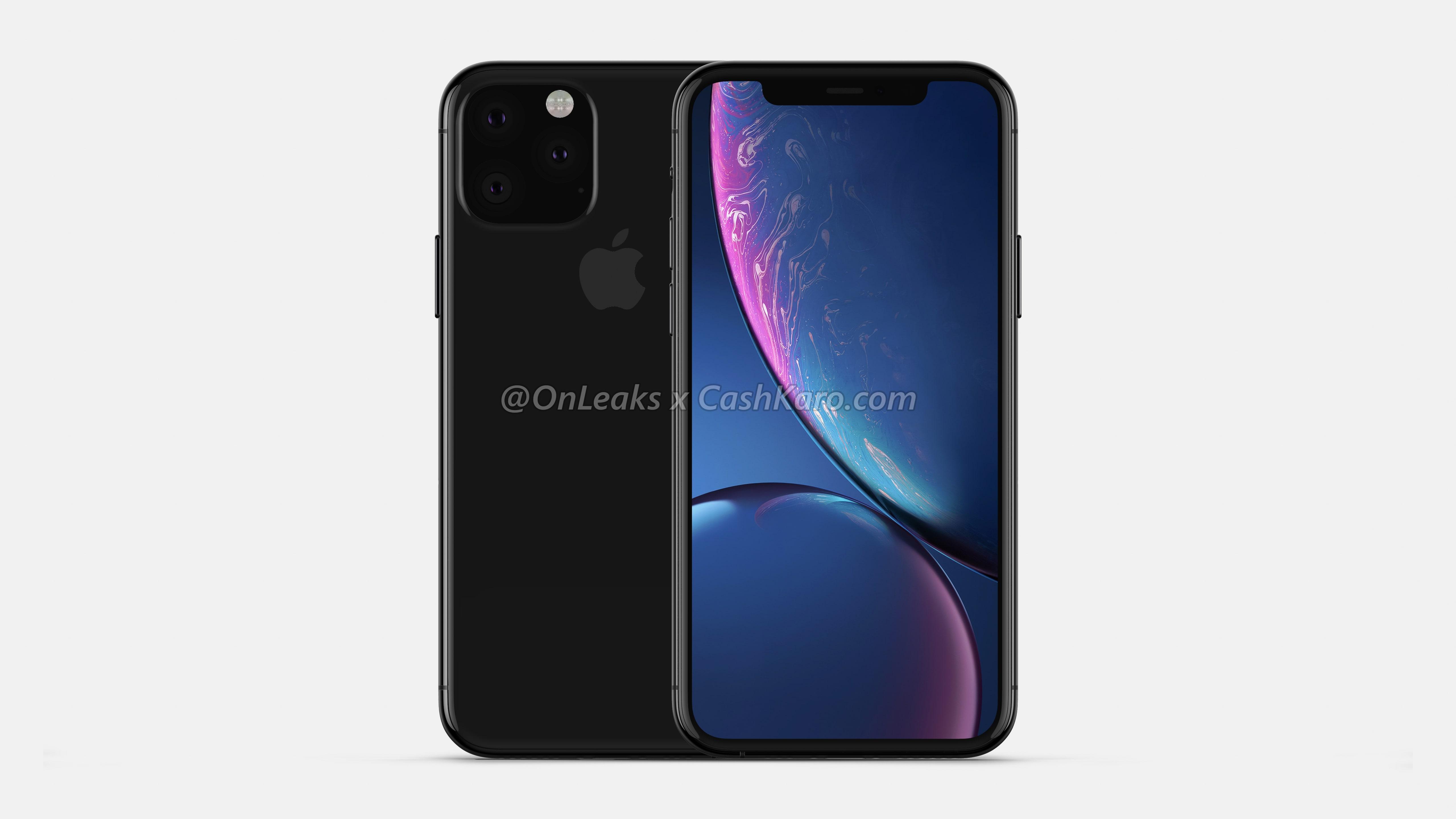 「iPhone 11」のデザインとサイズはこんな感じ?レンダー画像が登場