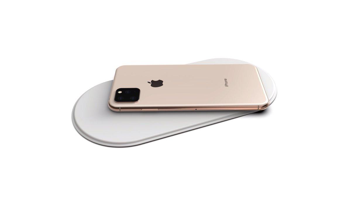 「iPhone 11 Max」、4,000mAhバッテリー搭載?ワイヤレス充電を高速化か