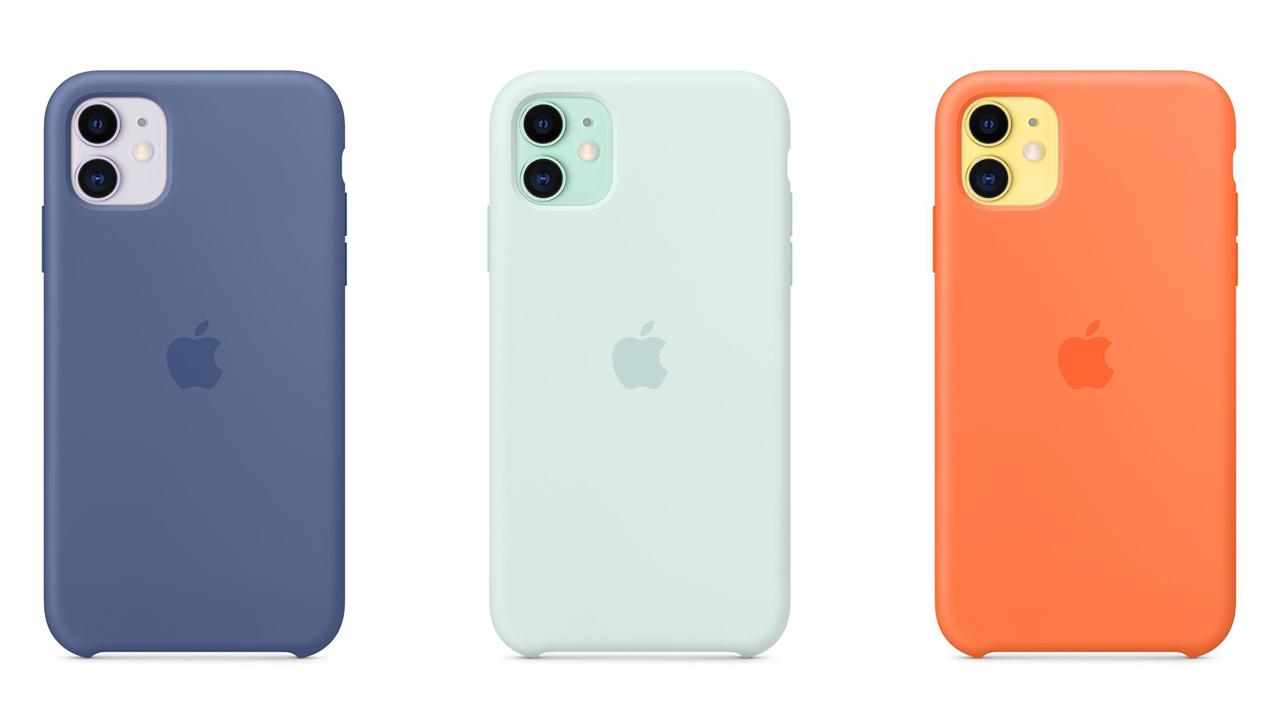 iPhone 11、2020年夏の新色ケースが登場