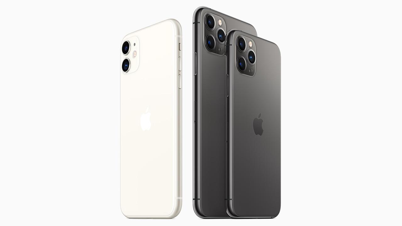 どれを買う?iPhone 11・Pro・Pro Maxの違いを比較