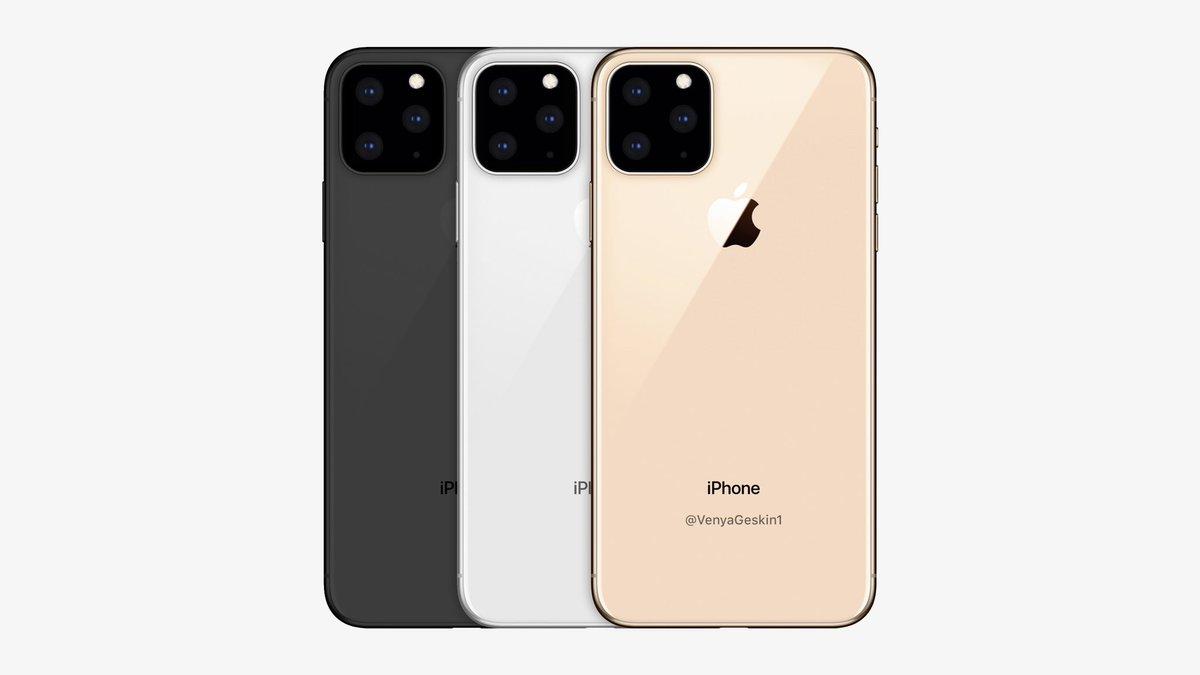 iPhone 11、XSの後継機は6.1インチに大型化する?