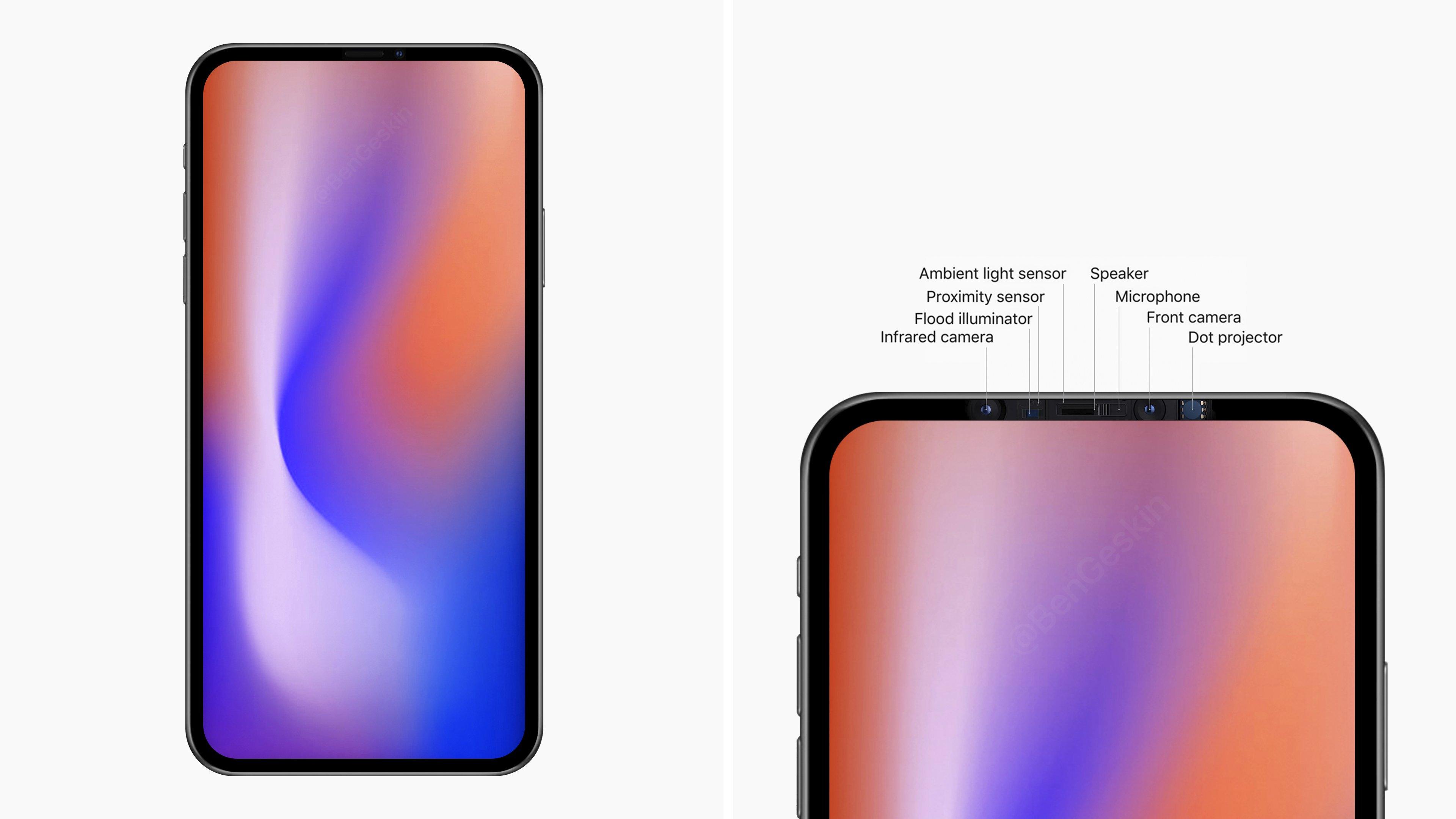 iPhone 12、ノッチを廃止した6.7インチモデルが登場?