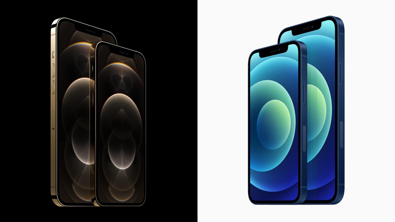 何が違う?iPhone 12・12 mini・12 Pro・12 Pro Maxを比較
