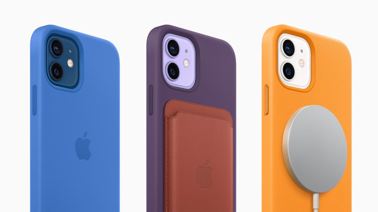 iPhone 12、2021年春の新色ケース発売。全6色