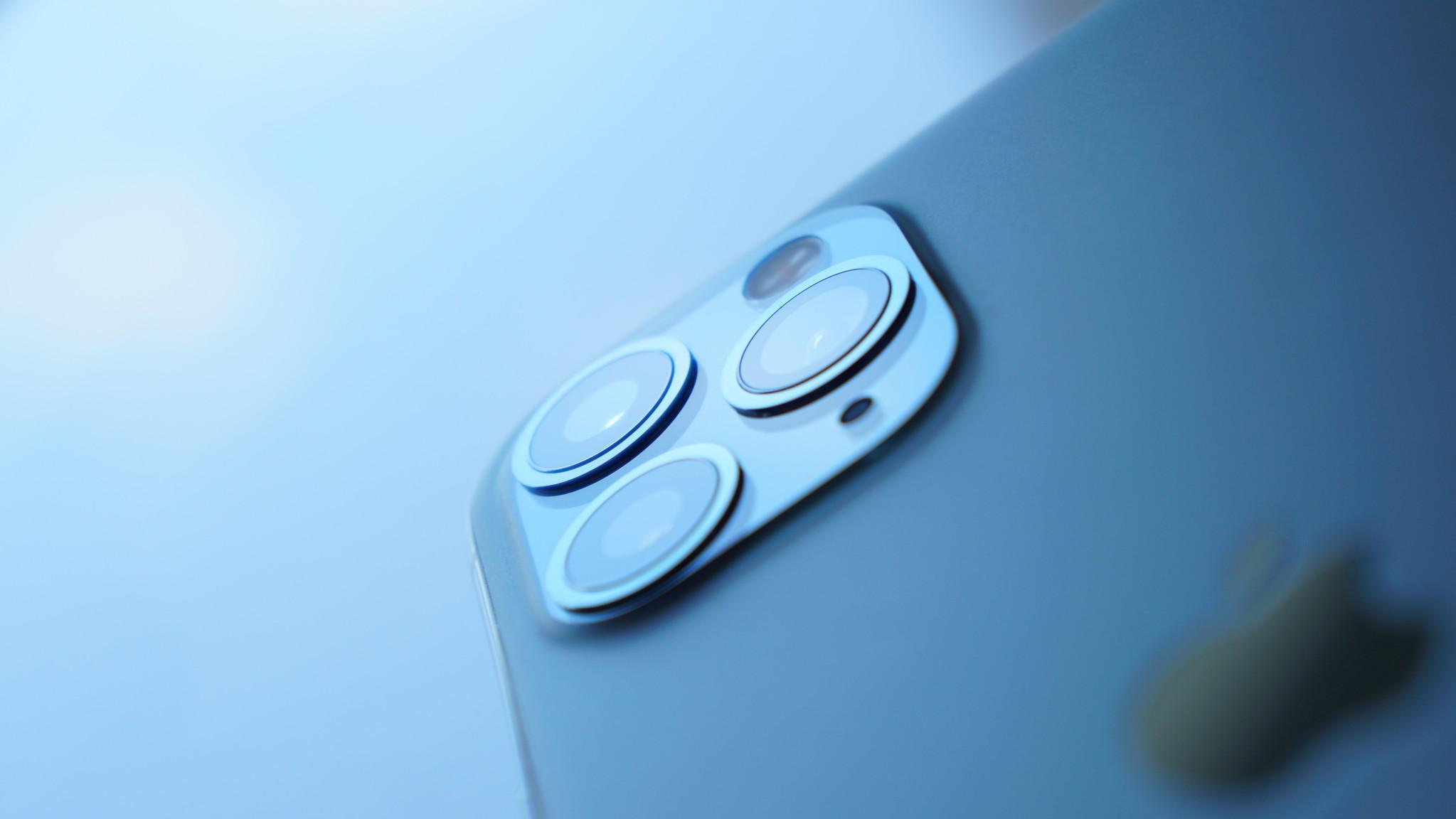 iPhone 12 Pro、クアッドカメラを搭載。今年はタピオカ4つ?