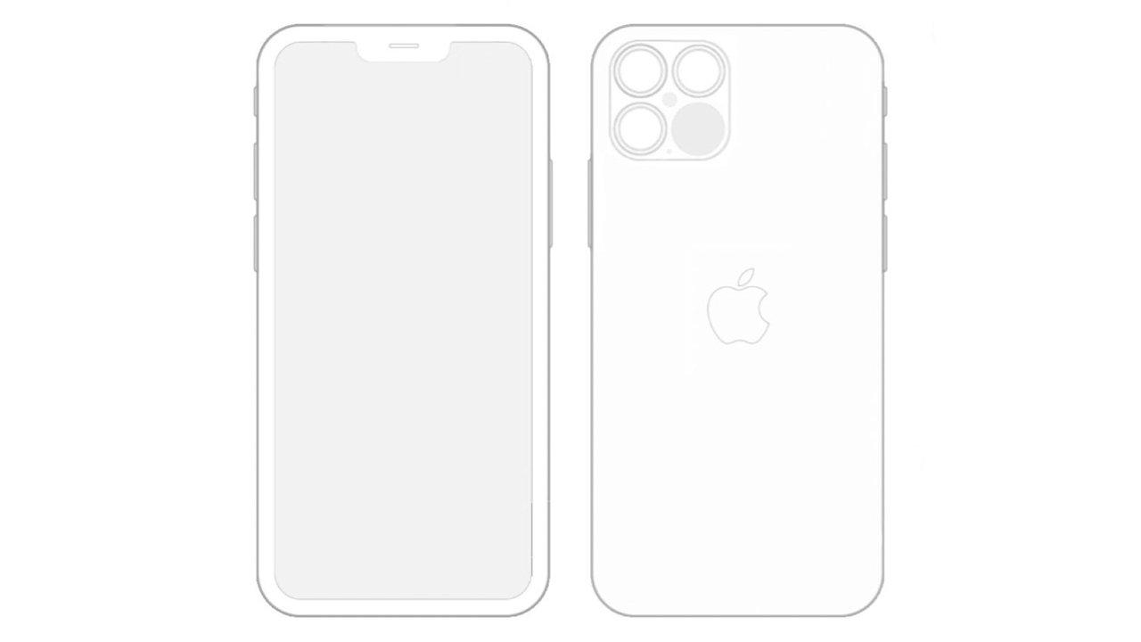 "iPhone 12、不評な""ノッチ""が小型化された画像が見つかる"