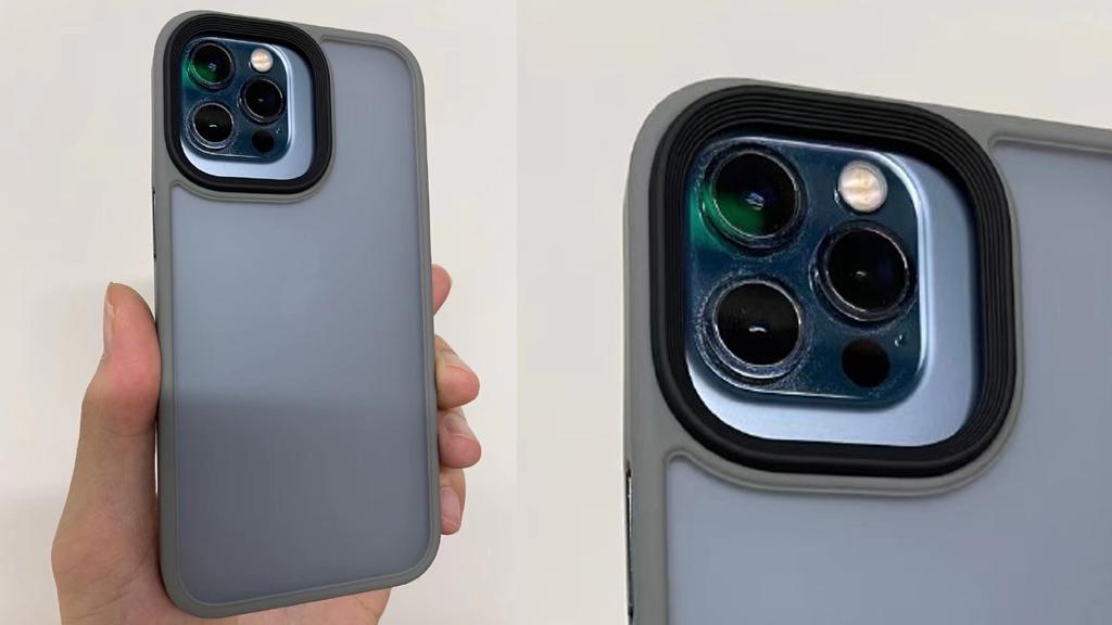 iPhone 13 Pro/Pro Maxのケースが中国SNSに投稿。Proはカメラ巨大化か