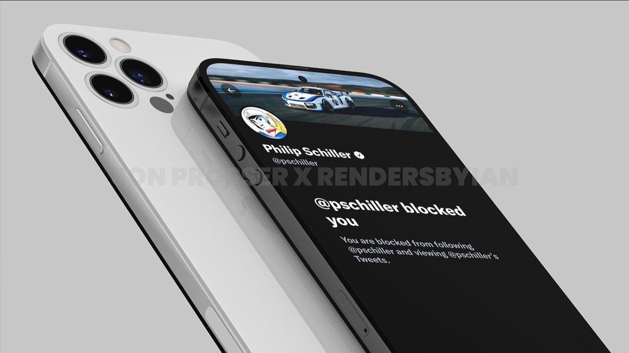 iPhone 14も指紋認証に非対応?Proモデルはパンチホール採用か