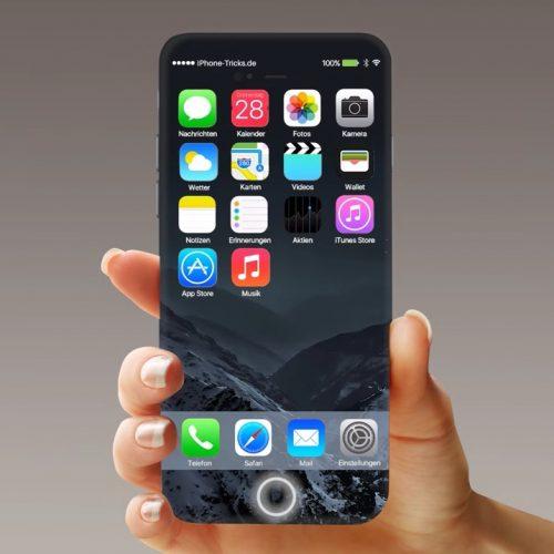 2017年のiPhone、フルディスプレイデザインに?